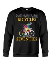 Equal Cycling SEVENTIES Men Shirt  Crewneck Sweatshirt thumbnail