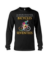 Equal Cycling SEVENTIES Men Shirt  Long Sleeve Tee tile