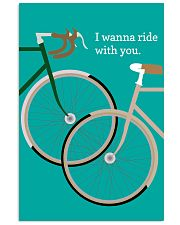 I Wanna Ride With You 11x17 Poster front