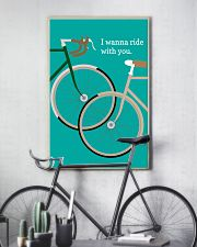 I Wanna Ride With You 11x17 Poster lifestyle-poster-7