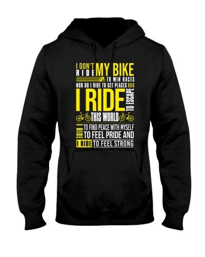 I Don't Ride My Bike