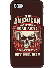 Right To Bear Arms Phone Case thumbnail