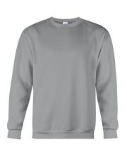 YES - HE'S CYCLING Crewneck Sweatshirt front
