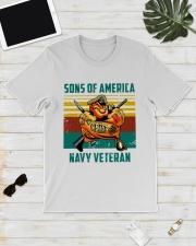 Navy Veteran Premium Fit Mens Tee lifestyle-mens-crewneck-front-17