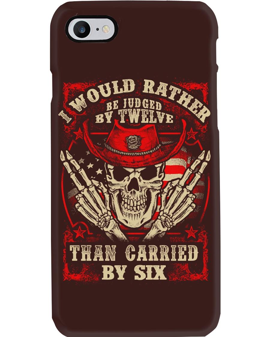 Judged By Twelve Phone Case