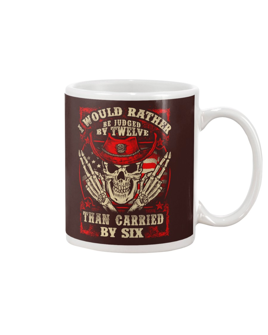 Judged By Twelve Mug