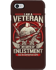 Oath Of Enlistment Phone Case thumbnail