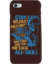 Stay Low Phone Case thumbnail