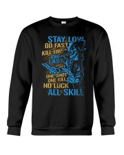 Stay Low Crewneck Sweatshirt thumbnail