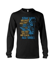 Stay Low Long Sleeve Tee thumbnail