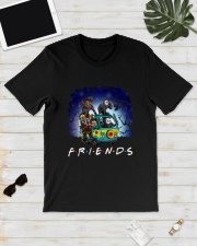 Friends Halloween Premium Fit Mens Tee lifestyle-mens-crewneck-front-17