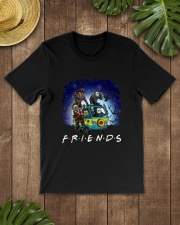 Friends Halloween Premium Fit Mens Tee lifestyle-mens-crewneck-front-18