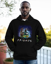 Friends Halloween Hooded Sweatshirt apparel-hooded-sweatshirt-lifestyle-front-20