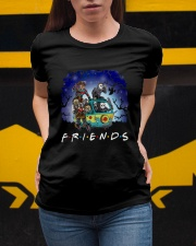 Friends Halloween Ladies T-Shirt apparel-ladies-t-shirt-lifestyle-04