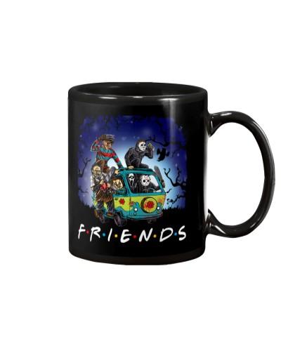 Friends Halloween