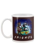 Friends Halloween Mug back