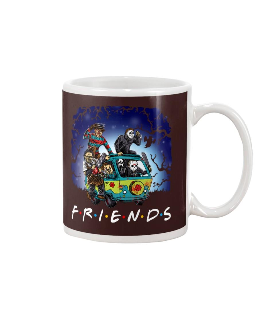 Friends Halloween Mug