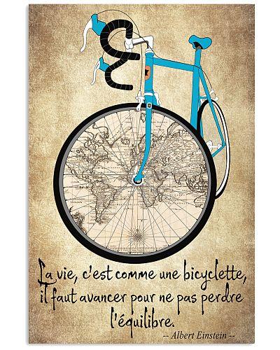 La Vie C'est Comme Une Bicyclette
