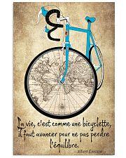 La Vie C'est Comme Une Bicyclette 11x17 Poster front
