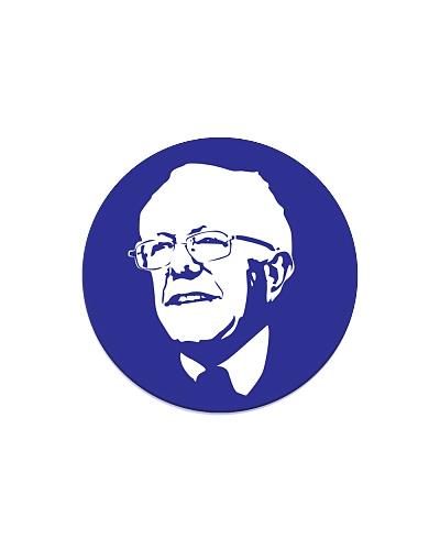 Bernie Sanders Circle Portrait