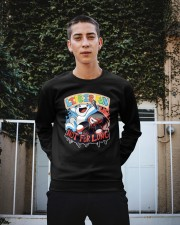 Life is Fun Shirt Crewneck Sweatshirt apparel-crewneck-sweatshirt-lifestyle-01