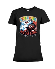 Life is Fun Shirt Premium Fit Ladies Tee thumbnail