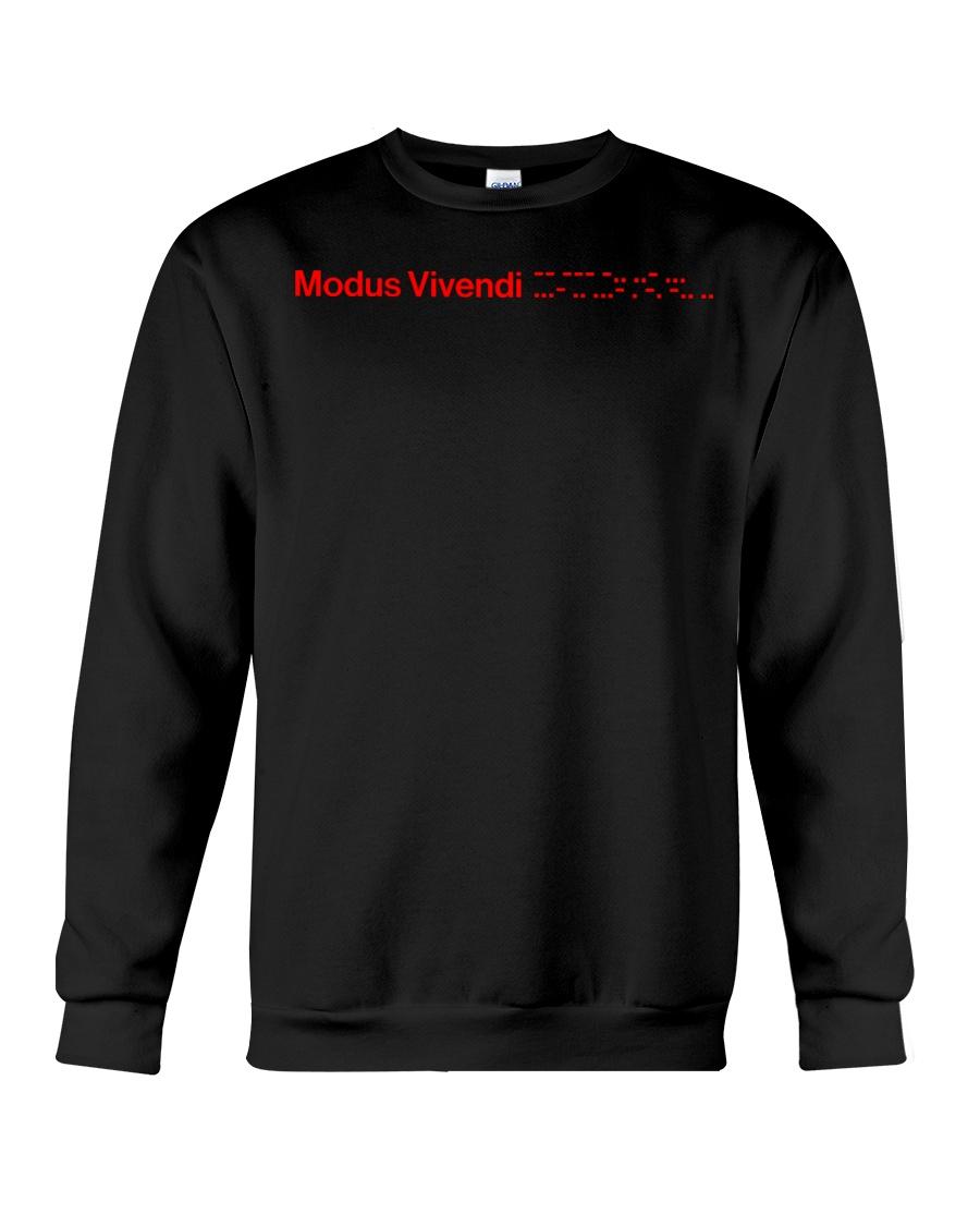 Modus Vivendi 070 Shake SHIRT Crewneck Sweatshirt
