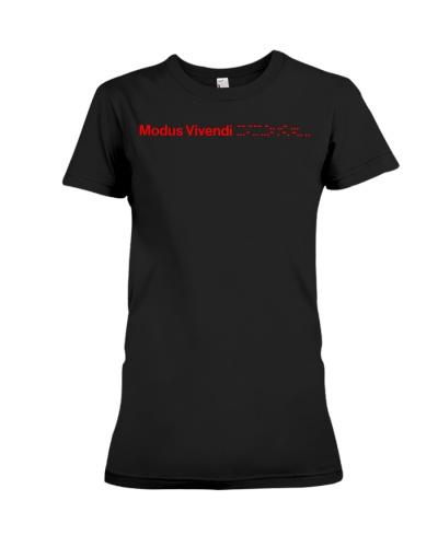 Modus Vivendi 070 Shake SHIRT