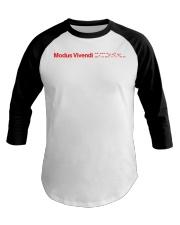 Modus Vivendi 070 Shake SHIRT Baseball Tee thumbnail