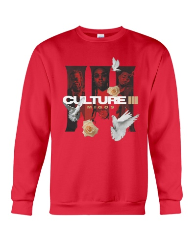 Migos Culture III Official Shirt