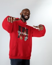 Migos Culture III Official Shirt Hooded Sweatshirt apparel-hooded-sweatshirt-lifestyle-front-12