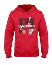Migos Culture III Official Shirt Hooded Sweatshirt front