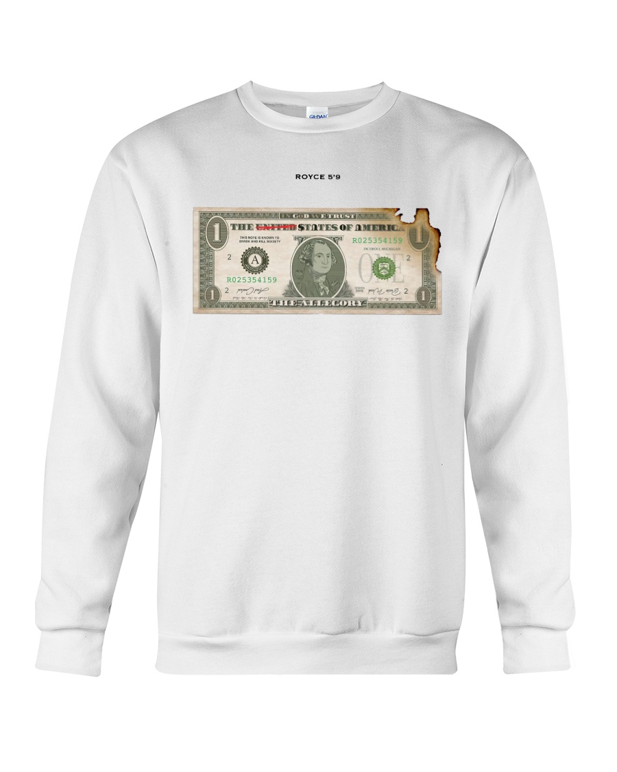 The Allegory Royce da 5'9' SHIRT Crewneck Sweatshirt