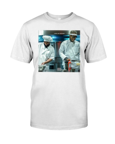 life is good future T Shirts