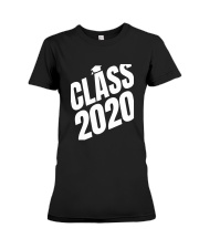 Class of 2020 Premium Fit Ladies Tee thumbnail