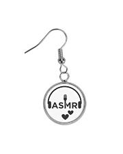 Love ASMR  Circle Earrings thumbnail