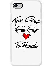 too cute to handle  Phone Case thumbnail