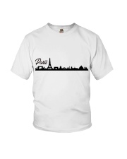 Paris  Youth T-Shirt front