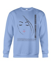 I AM CANCER SURVIVOR Crewneck Sweatshirt thumbnail