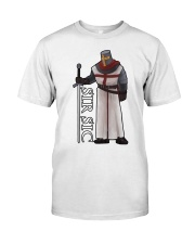 Sic Sic's Merch For Super Cool People Classic T-Shirt front
