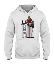 Sic Sic's Merch For Super Cool People Hooded Sweatshirt thumbnail