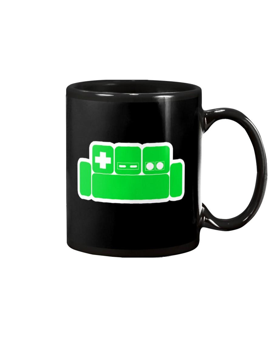 Basement Couch Mug Mug