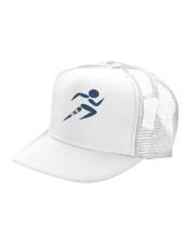 The Runner Guy Headwear Trucker Hat left-angle