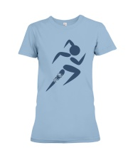 The Runner Girl Premium Fit Ladies Tee thumbnail