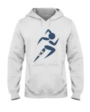 The Runner Girl Hooded Sweatshirt thumbnail