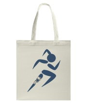 The Runner Girl Accessories Tote Bag tile
