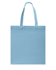 The Runner Girl Accessories Tote Bag back