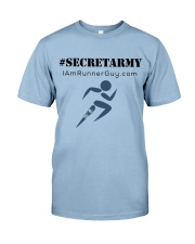 The Runner Guy Secret Army Premium Fit Mens Tee thumbnail