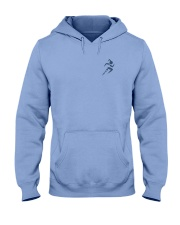 Redeemed Social Condition Logo Back Hooded Sweatshirt front