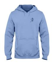 Redeemed Social Condition Logo Back Hooded Sweatshirt thumbnail